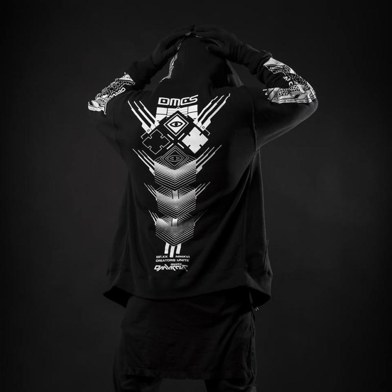 Men Hoodie Sweatshirt Tracksuit Jacket (17)