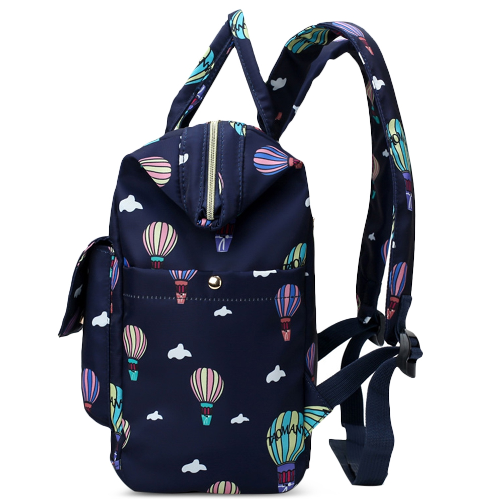 Diaper Bag Cute Pattern Waterproof Large Capacity Mother Women Backpack Fashion Mummy Maternity Nappy Bag For Mother Gift (11)