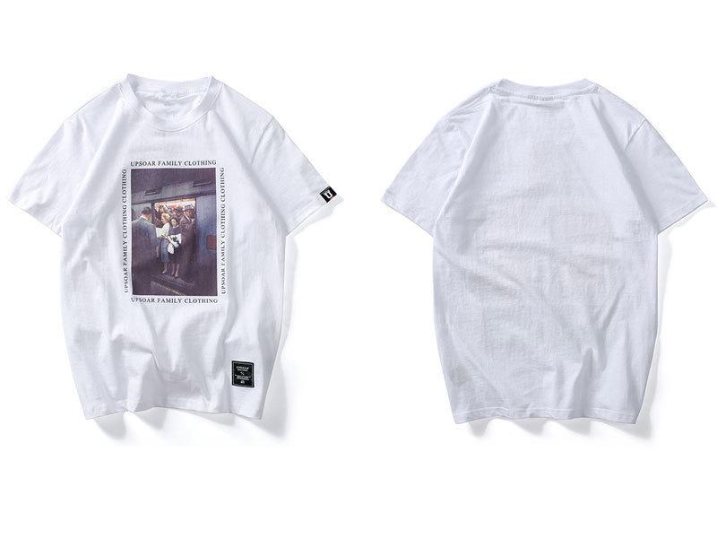 Painting Printed T Shirts 1