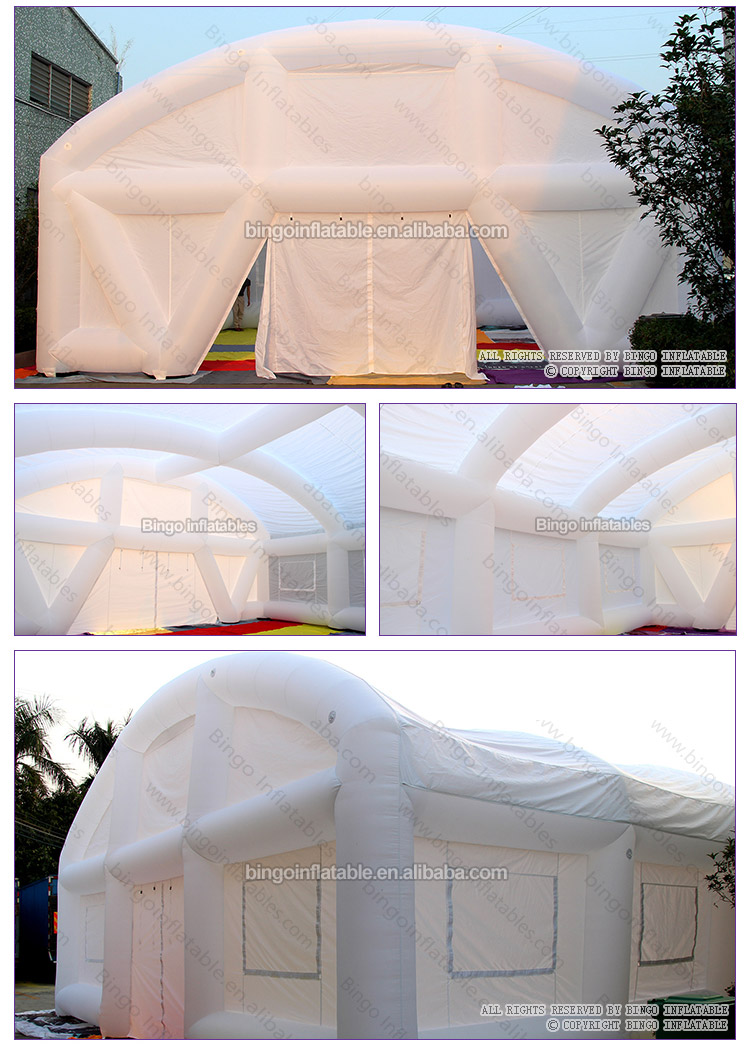 BG-T0166-Inflatable white big tent_2