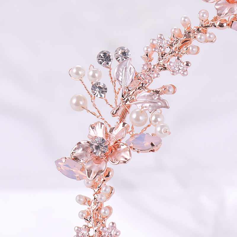 Rose Gold Hair Jewelry (4)