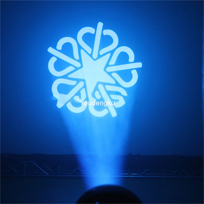 DMX-light-6rotated-gobo-led-150w-white