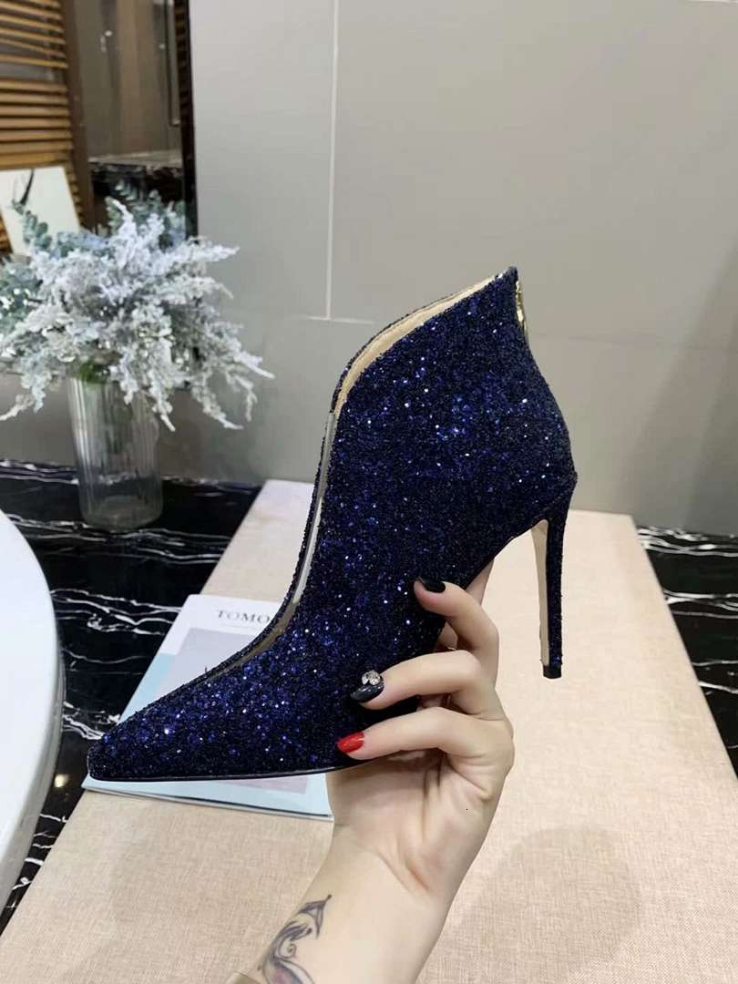Good 2019 Autumn And Winter New Fashion Boots Original Design High Heels Boots Exquisite Casual Boots Personality Style