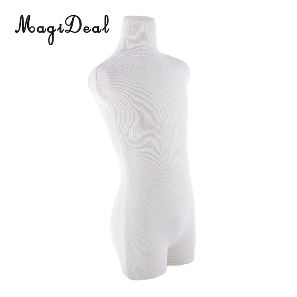 Fashion Dolls Mannequin Dress Form Male Dress Model BJD Upper Body Mannequin Stents Model For Dollfie Dolls Clothing Display