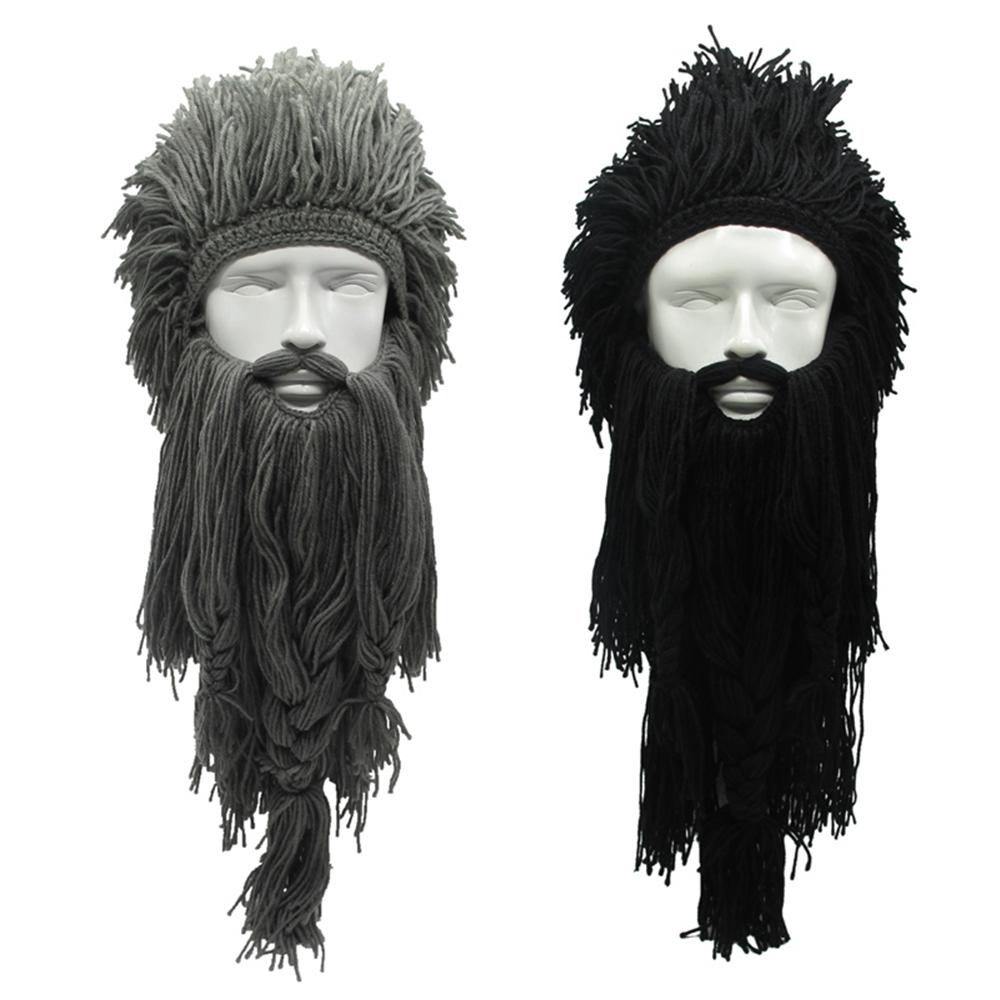Skullies Tentacle Moustache Ski Masks Cosplay Squid Octopus Caps Beanie Hat
