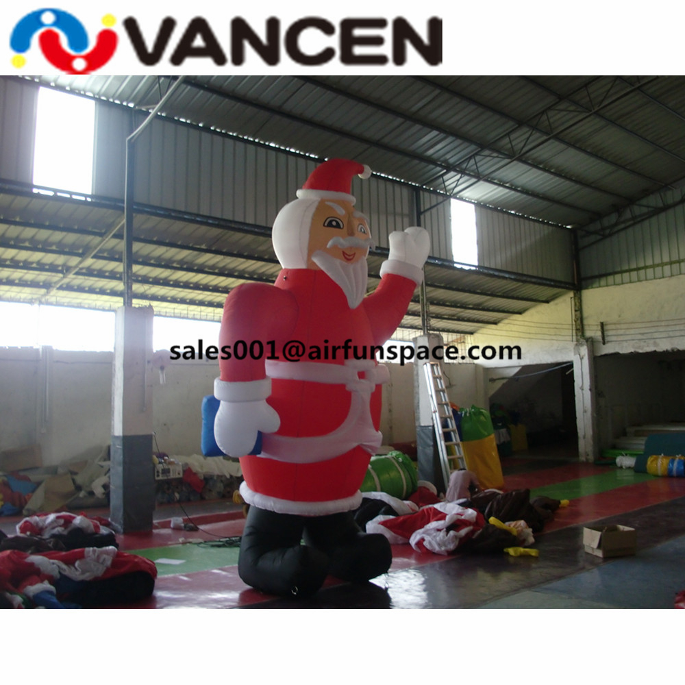 inflatable christmas decoration16