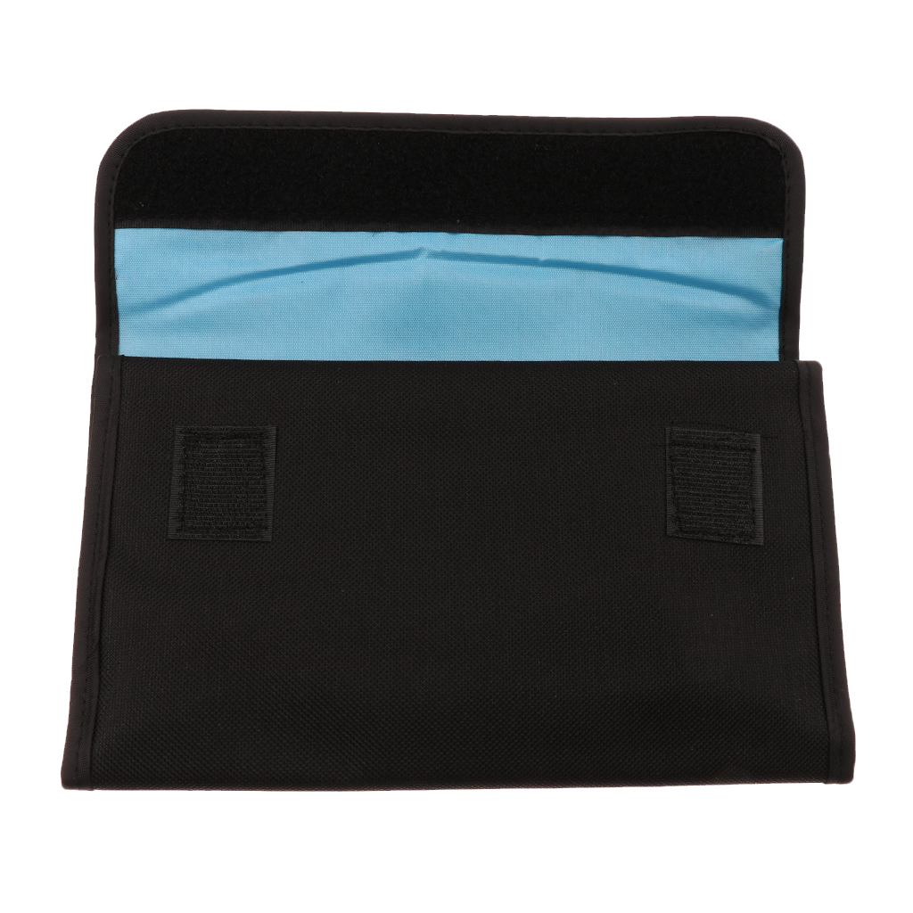 Filter Case 6 Pocket Pouch Storage Bag Protector Lens Accessory for Digital Camera Filters 25mm-82mm