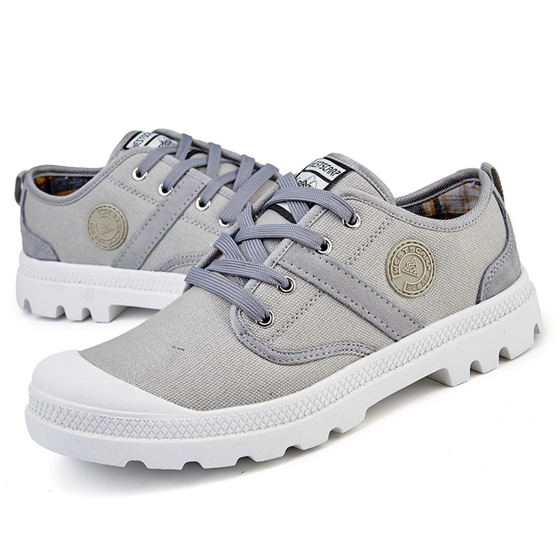 Sexy2019 Summer Outdoors On Foot Man Number Camouflage Low Help Climbing Shoes Light