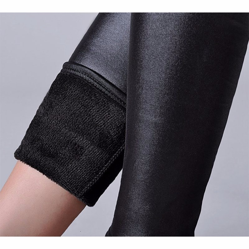 Autumn-Winter-Warm-leggings-Sexy-Fashion-Bottoming-Pants-women-Faux-Leather-High-waist-Stretch-Material-Pencil (2)