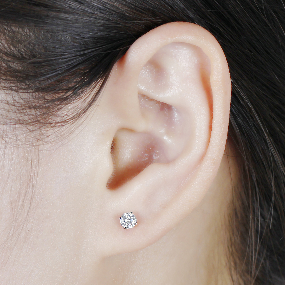 moissanite earring stud (6)