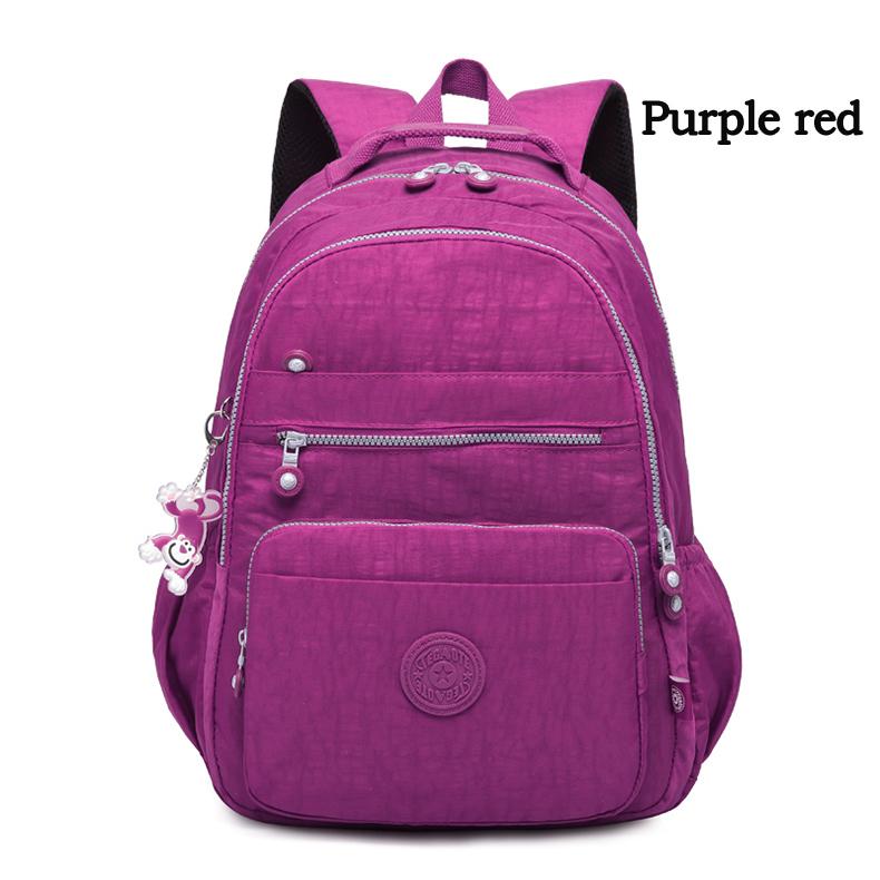 purple red