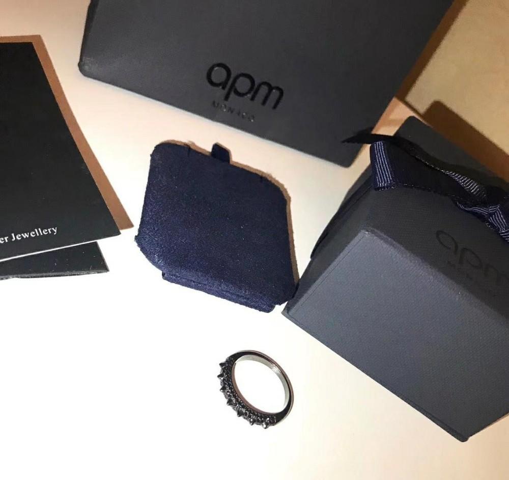 Diseñador Nueva joyería de plata estilo vintage antiguo hecho a mano banda de diseñador anillos de compromiso de diamantes cruces