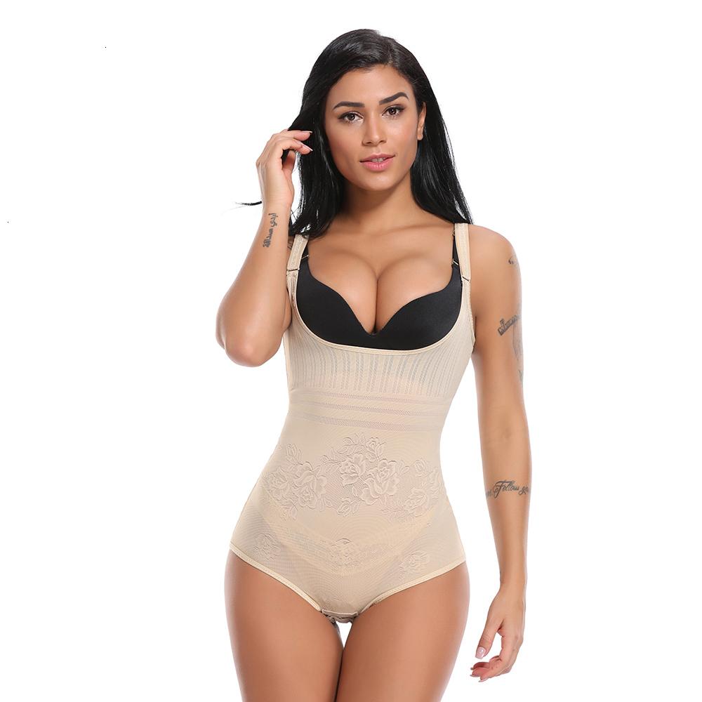Black, M V Neck Body Shaper for Women Tummy Firm for Dress Full Body Shaping Seamless Shapewear Bodysuit Slimmer