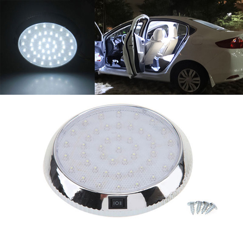 1x4LED Car Door Vehicle Dome Roof Ceiling Interior Reading Trunk Light Lamp Bulb