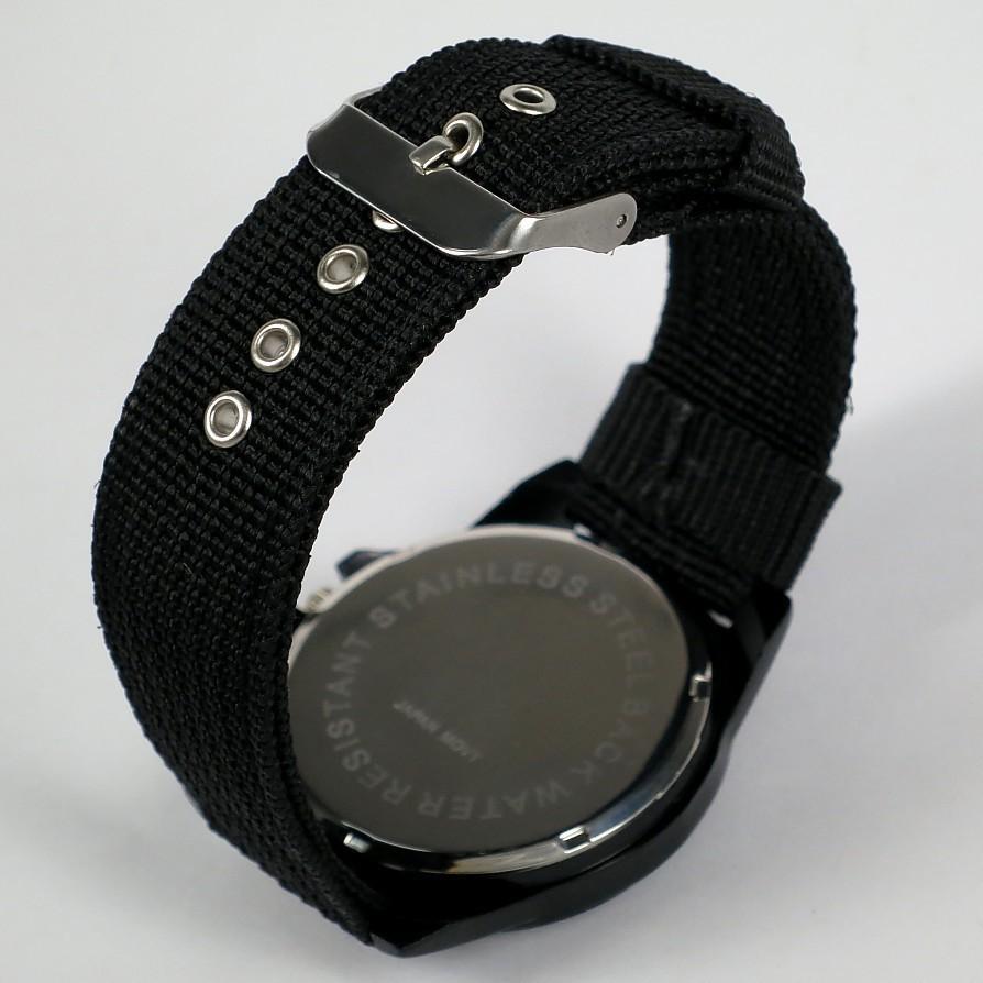 fabric army watch strap (4)