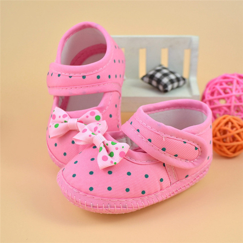 Fashion Baby Girl First Walker Kids Bowknot Boots Soft Crib Shoes NDA84L16 (11)