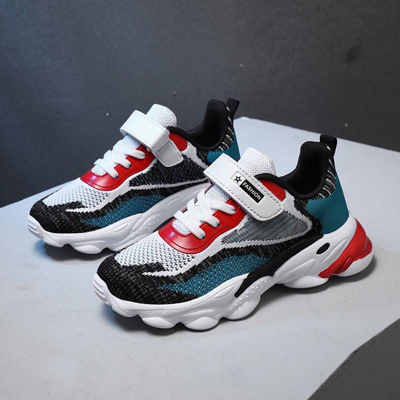 Sneaker Spiderman DEL Lumière Chaussures De Sport Chaussures Chaussures De Course kindershuhe clignotant