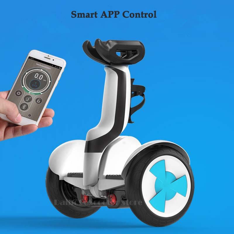 Daibot Electric Scooter Adults Two Wheels Self Balancing Scooters 10 Inch 54V 700W Smart Balance Hoverboard With BluetoothAPP (36)