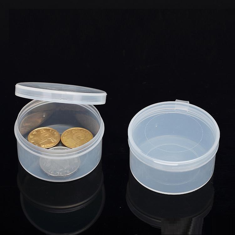Neuf 1pc étanche Récipient En Plastique Boîte de rangement Case Holder