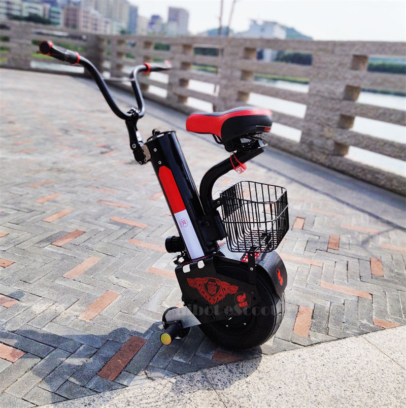 Daibot New Electric Unicycle Scooter 60V Self Balancing Scooters Range 30KM45KM Powerful Electric Scooter For AdultsWomen (29)