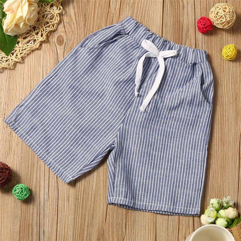 Summer Boys Clothes Toddler Kid Baby Boys Cartoon Printing T-shirt+Short Pants Clothes Outfits Set NDA84L18 (3)