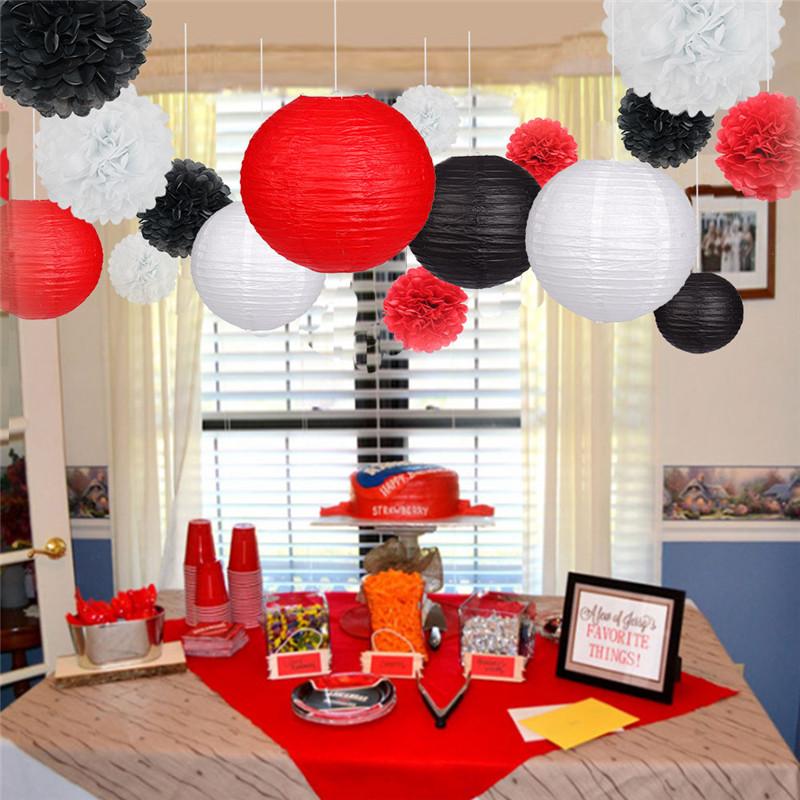 15pcs party decoration 5