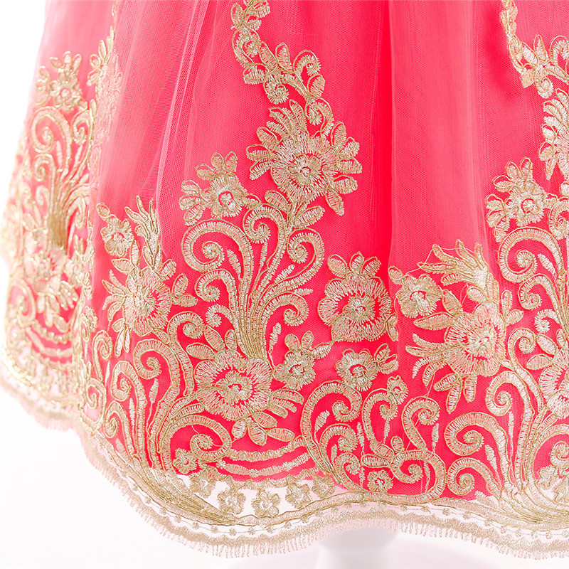 Flower-Girl-Princess-Wedding-Party-Dresses-Gold-Wire-Embroidery-Kids-Prom-Ball-Gowns-Formal-Baby-Clothes (4)