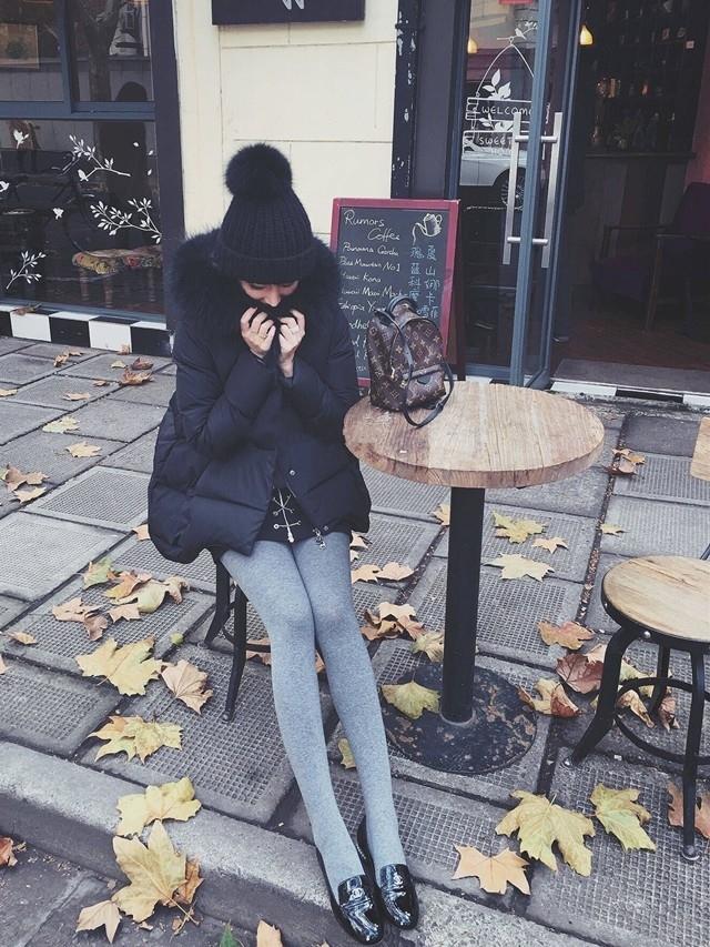 pompom hat fur hat winter hats for women knitted hat winter beanie hat women hat (9)