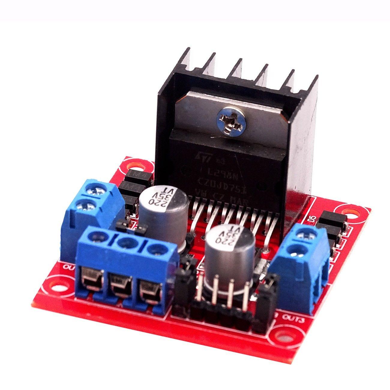 Drv8833 2 Canales Controlador de Motor de corriente continua Módulo Board 1.5a para Arduino ou