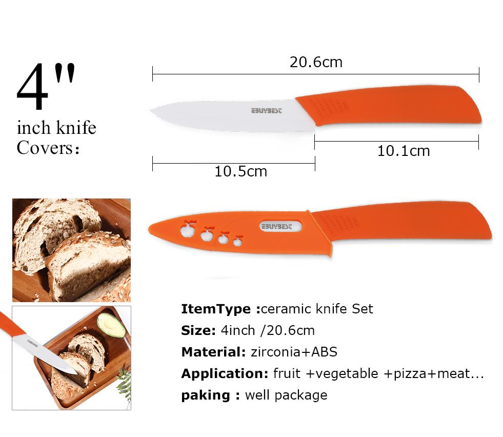 Ceramic Knives Kitchen Knives Chef