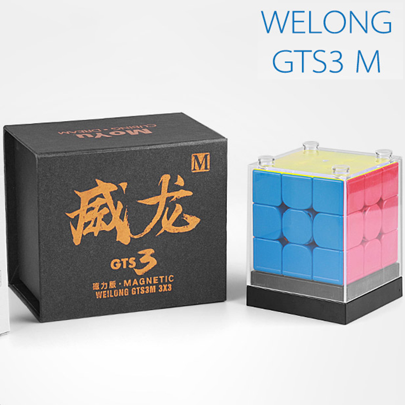Newest-Moyu-Weilong-GTS-3M-3x3x3-Magic-Cube-Magnetic-GTS-V3-M-Plastic-Puzzle-Speed-Cube