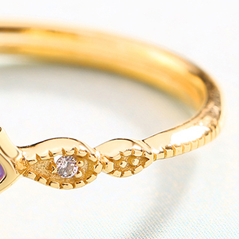 ALLNOEL 925 Sterling Silver Gemstone Rings For Women Vintage Real Natural Fire Opal Enamel Rainbow Ring Wedding Fine Jewelry (9)