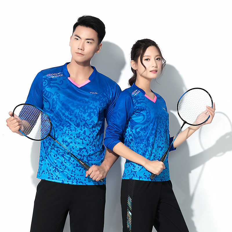 Li ning sports sports badminton ball unlined upper garment of man tennis outfit