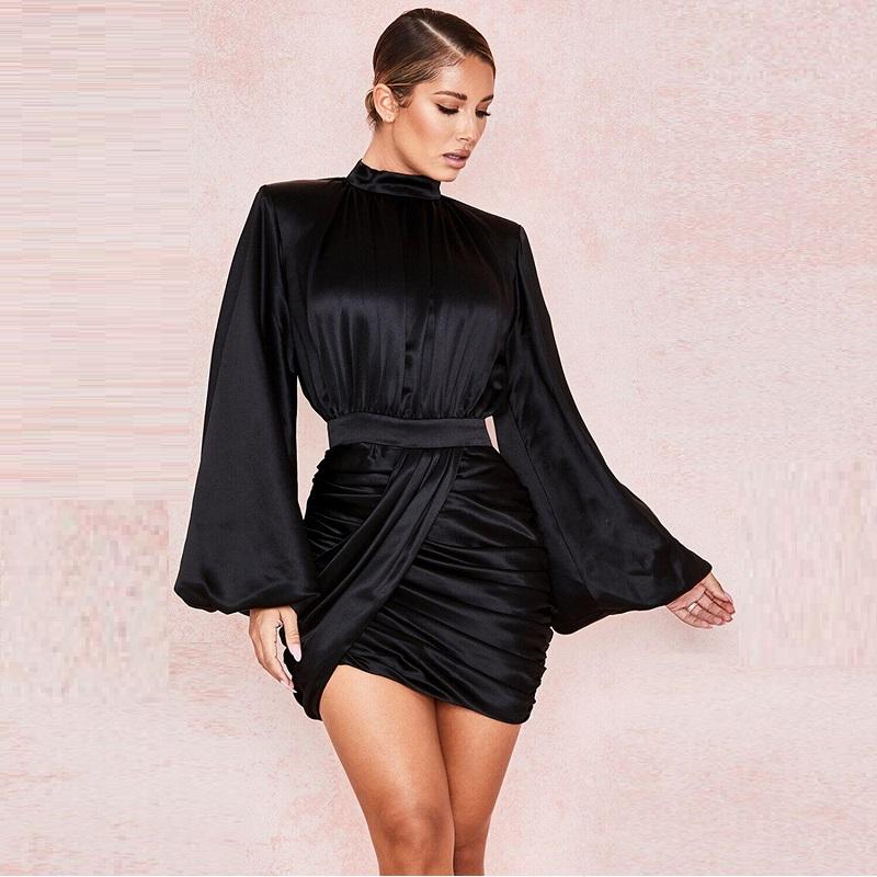 Promotion Longues Robes De Classe Noires Vente Longues Robes De Classe Noires 2020 Sur Fr Dhgate Com