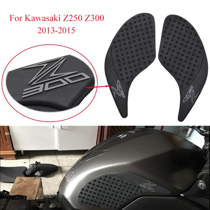 For KAWASAKI Nijia650 Versys650 Tank Traction Pad Side Gas Knee Grip Protector