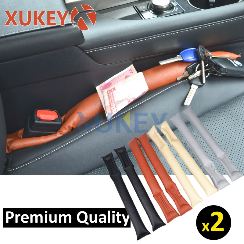 Leakproof Plug Car Interior Decoration Plug Seam Strip Car Interior Decoration Car Dust Plug Brown Gap Filler for Car Seat Car Seat Seam Cover Side Dustproof Plug