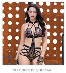 Sexy lingerie uniform