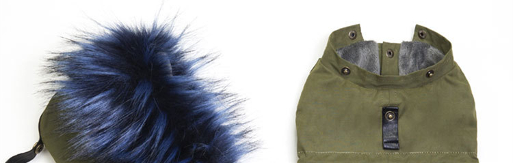 Luxury Fur Dog Clothes (11)_