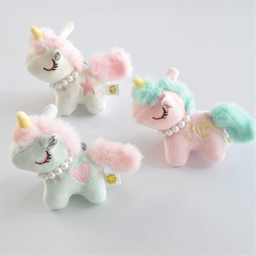 Plush Toys Gift For Baby Kids Girls Children Cute Lovely Mermaid Stuffed Doll NV