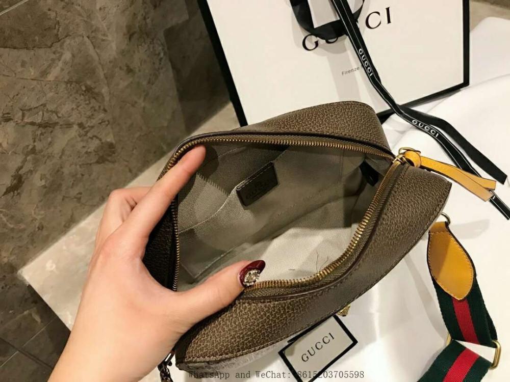 New Fashion Brand Catena Lettera He Borsa a spalla 2019 Una piccola vera pelle in linee ondulate I designer di borse di spedizione gratuita