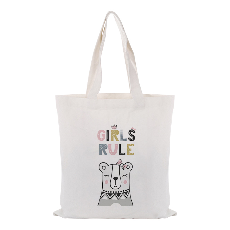 Birthday Gift for Women Girls Students Canvas Tote Bag Reversible Sequin Tote Shopping Bag Craft Canvas Bag for School