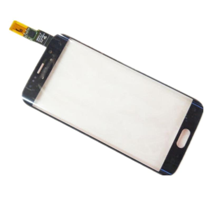 Capteur d'écran tactile de 5,1 pouces pour Samsung pour Galaxy S6 Bord G925 G925F G9250 Écran tactile Digitizer Lens Lens avant en verre avec outils