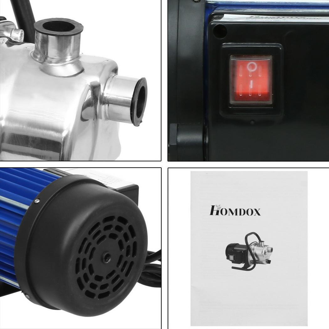 Fashion New Homdox Automatic ON/OFF Water Removal Pool Cover Pump Garden Yard Outdoors New water
