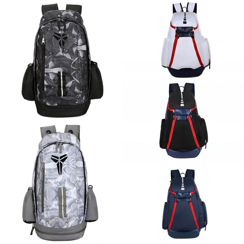 New USA backpack sports fans backpack student bags Men/'s basketball Travel bag