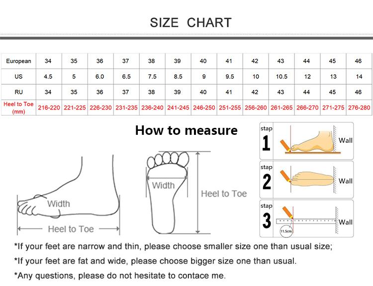 Size chart()