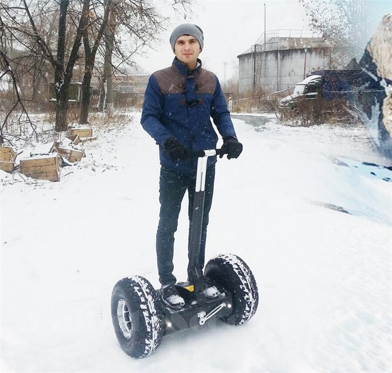Daibot Off Road Electric Scooter 19 Inch Self Balancing Scooters 1200W2 Adults Skateboard Hoverboard With BluetoothAPP (2)