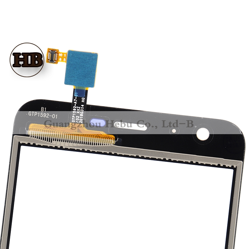 HH 5.0'' A7 Pro Touchscreen For BlackView A7 A7 Pro Touch Screen Front Glass Digitizer Panel Lens Sensor + Tools