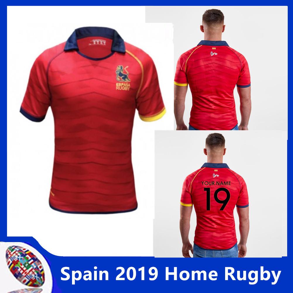 ESPANA SPAIN Boys or Girls T-Shirt WORLD CUP 2019 Football Country Flag Kids Top