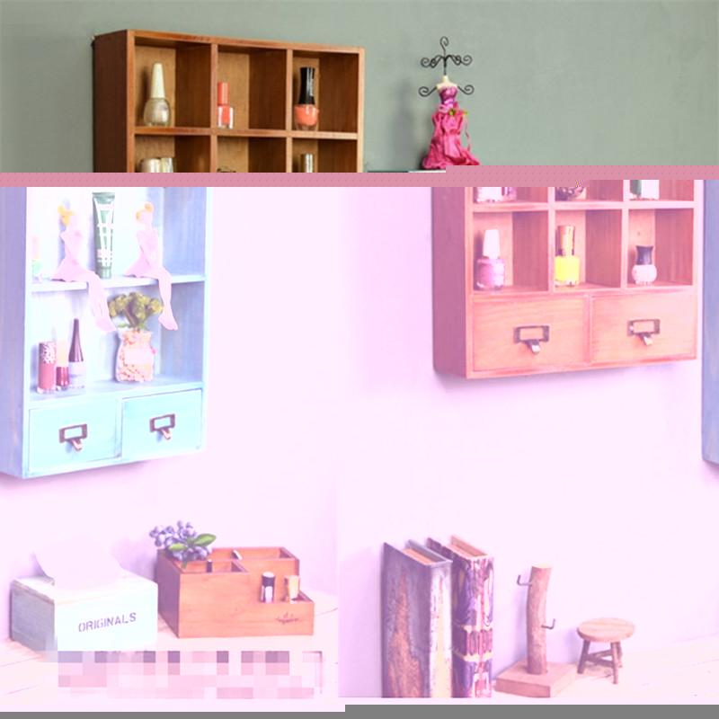 Green Mensola a muro con corda di canapa 2 file Mensola a muro in legno Mensola a muro per soggiorno come libreria a parete