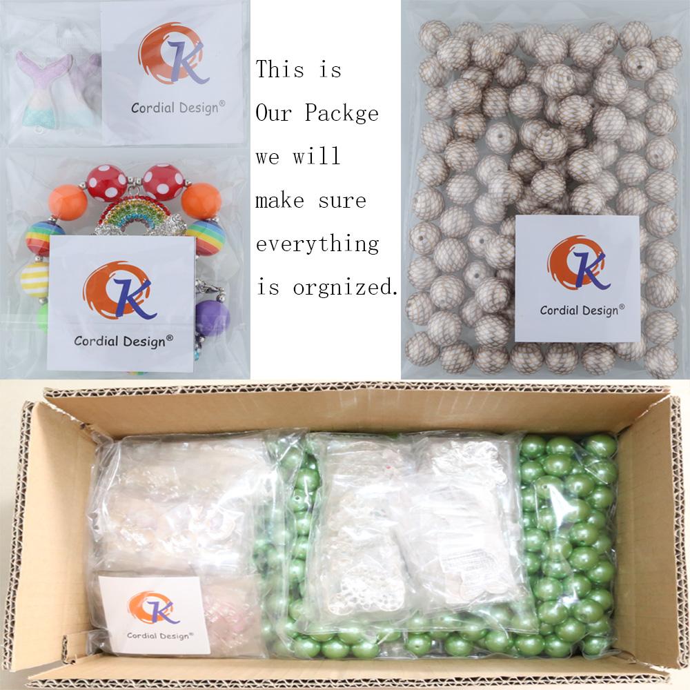 1 cordial package